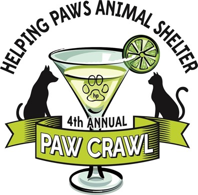 helping paws paw crawl